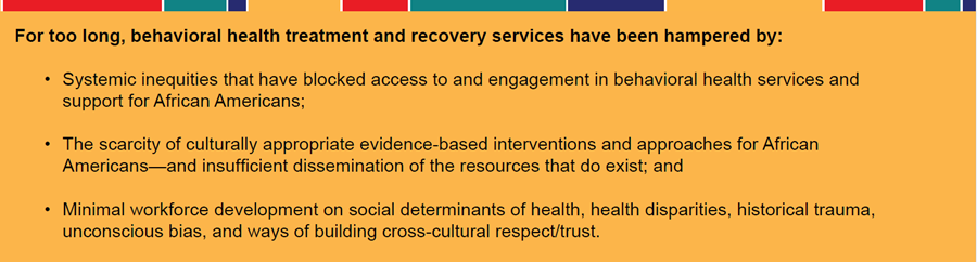 Challenges to health equity